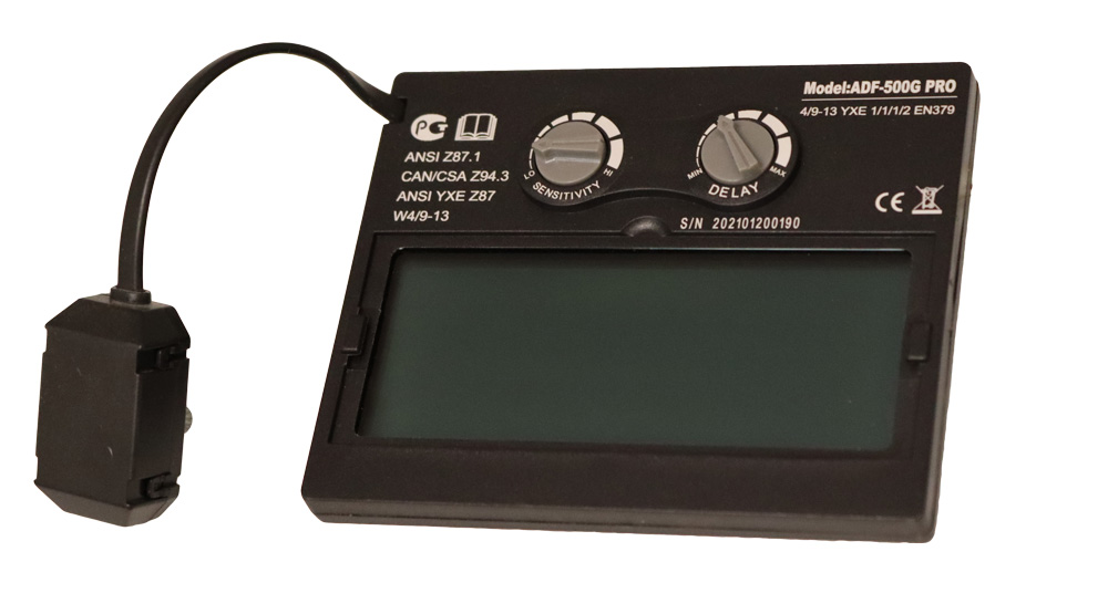 filtro electrónico ADF 500G PRO