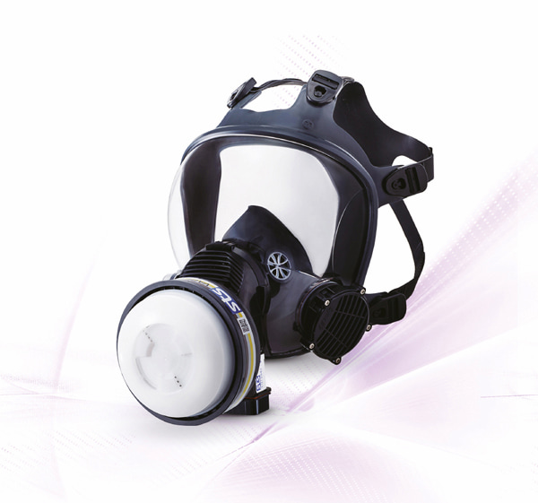 máscara facial motorizada Sync09