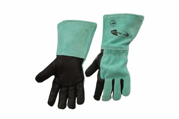 guantes soldador anticorte