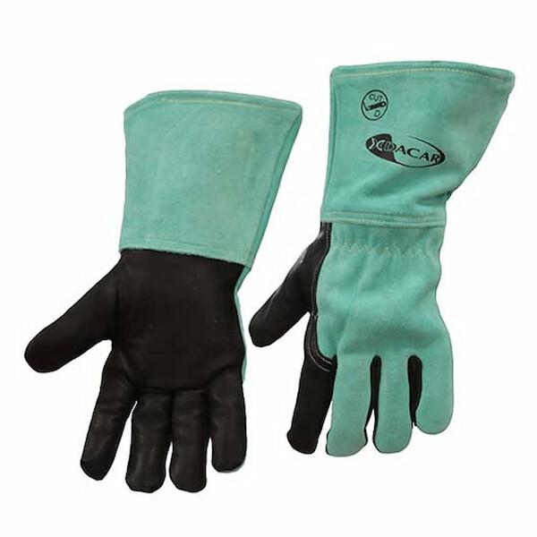 guantes de soldador anticorte