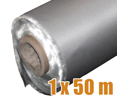 material ignífugo dc600 rollos-1x50m
